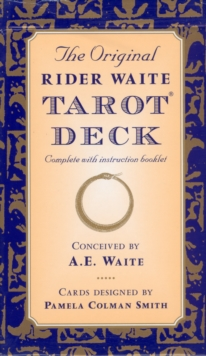 The Original Rider Waite Tarot Deck, Paperback