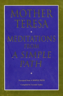 Meditations for a Simple Path, Hardback