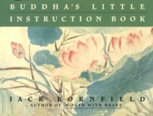 Buddha's Little Instruction Book, Paperback Book