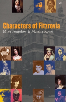 Characters of Fitzrovia, Paperback Book