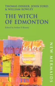 The Witch of Edmonton, Paperback Book