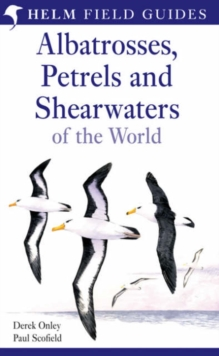 Albatrosses, Petrels and Shearwaters of the World, Paperback