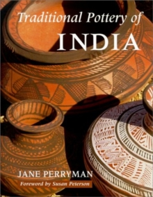 Traditional Pottery of India, Hardback