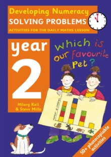 Solving Problems: Year 2 : Activities for the Daily Maths Lesson, Paperback Book