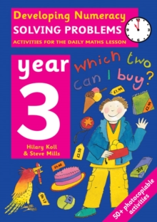 Solving Problems: Year 3, Paperback