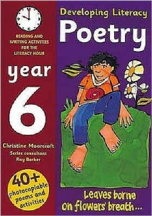 Poetry: Year 6 : Reading and Writing Activities for the Literacy Hour, Paperback
