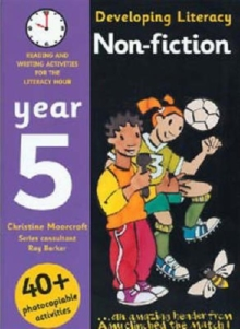 Non-fiction: Year 5 : Reading and Writing Activities for the Literacy Hour, Paperback