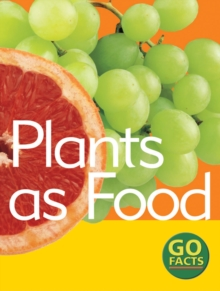 Plants as Food, Paperback Book
