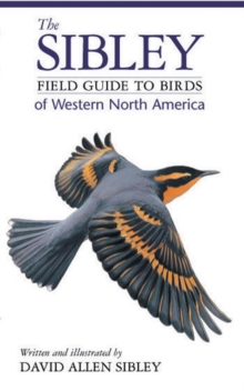 Field Guide to the Birds of Western North America, Paperback