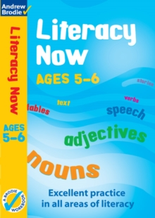 Literacy Now for Ages 5-6 : Workbook, Paperback