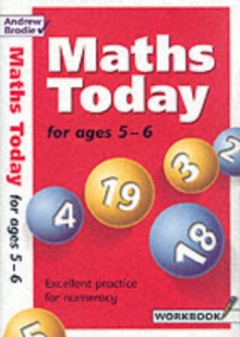 Maths Today for Ages 5-6, Paperback