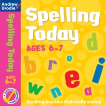 Spelling Today for Ages 6-7, Paperback Book