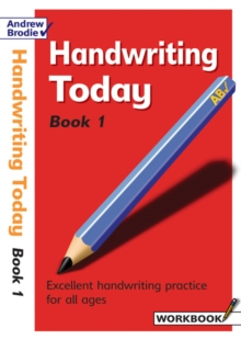 Handwriting Today : Bk. 1, Paperback Book