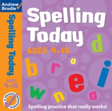 Spelling Today for Ages 9-10, Paperback