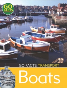 Transport: Boats, Paperback