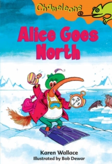 Alice Goes North, Paperback Book