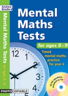 Mental Maths Tests for Ages 8-9 : Timed Mental Maths Practice for Year 4, Mixed media product