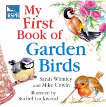 RSPB My First Book of Garden Birds, Hardback Book