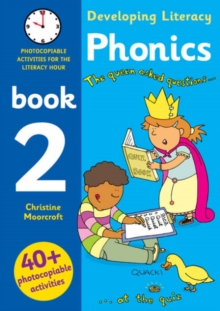 Phonics : Synthetic Analytic Phoneme Spelling Word Primary Bk. 2, Paperback