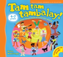 Tam Tam Tambalay! : And Other Songs from Around the World, Mixed media product