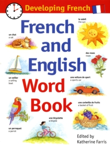 French and English Word Book, Paperback