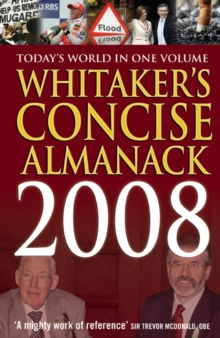 Whitaker's Concise Almanack, Paperback