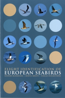 Flight Identification of European Seabirds, Paperback