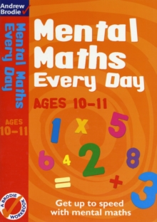Mental Maths Every Day 10-11, Paperback