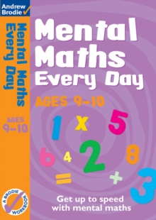 Mental Maths Every Day 9-10, Paperback