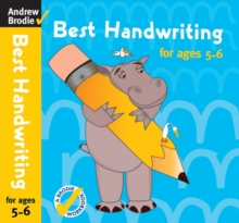 Best Handwriting for Ages 5-6, Paperback