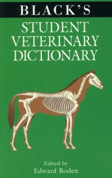 Black's Student Veterinary Dictionary, Paperback