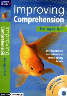 Improving Comprehension 8-9, Mixed media product Book