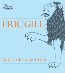 Eric Gill: Lust for Letter and Line, Paperback Book
