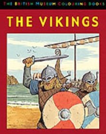 The British Museum Colouring Book of the Vikings, Paperback