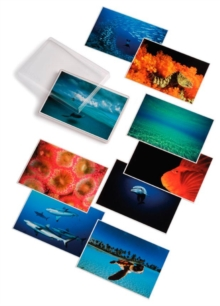 David Doubilet; Water Light Time Postcards, Cards