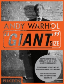 Andy Warhol ''Giant'' Size : Large Format, Hardback