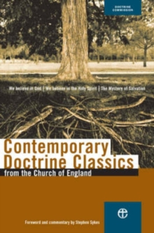 Contemporary Doctrine Classics : From the Church of England, Paperback