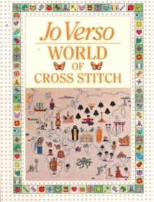 Jo Verso's World of Cross Stitch, Paperback