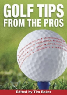 Golf Tips from the Pros, Paperback
