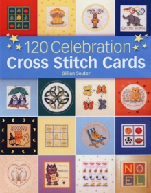 120 Celebration Cross Stitch Cards, Paperback Book