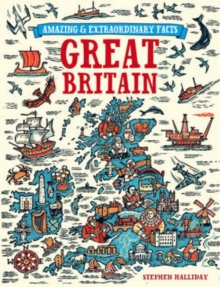 Great Britain, Hardback Book
