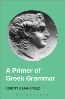 Primer of Greek Grammar, Paperback