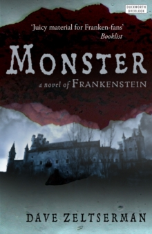 Monster : A Novel of Frankenstein, Paperback