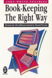 Book-keeping the Right Way, Paperback