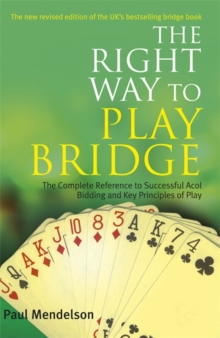 Right Way to Play Bridge, Paperback Book