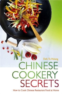 Chinese Cookery Secrets, Paperback