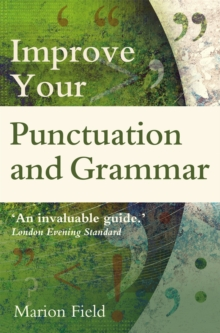 Improve your Punctuation and Grammar, Paperback