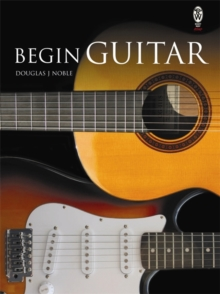 Begin Guitar, Paperback Book