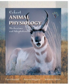 Eckert's Animal Physiology, Hardback