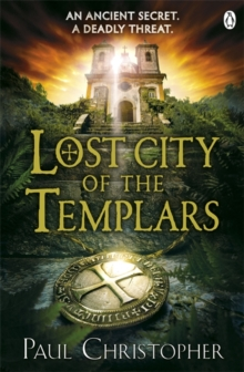 Lost City of the Templars, Paperback